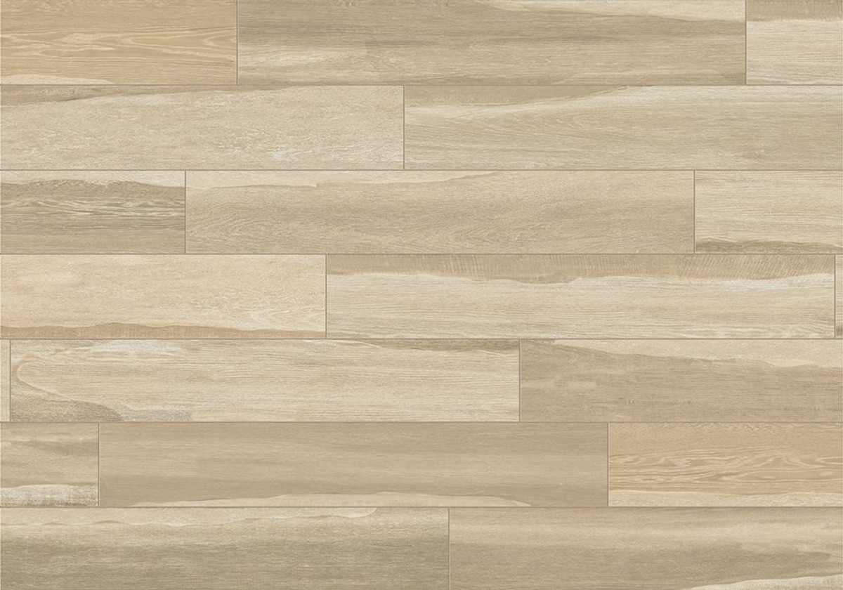 Bodenfliese Campani Indonesian wood beige 15 x 90 cm