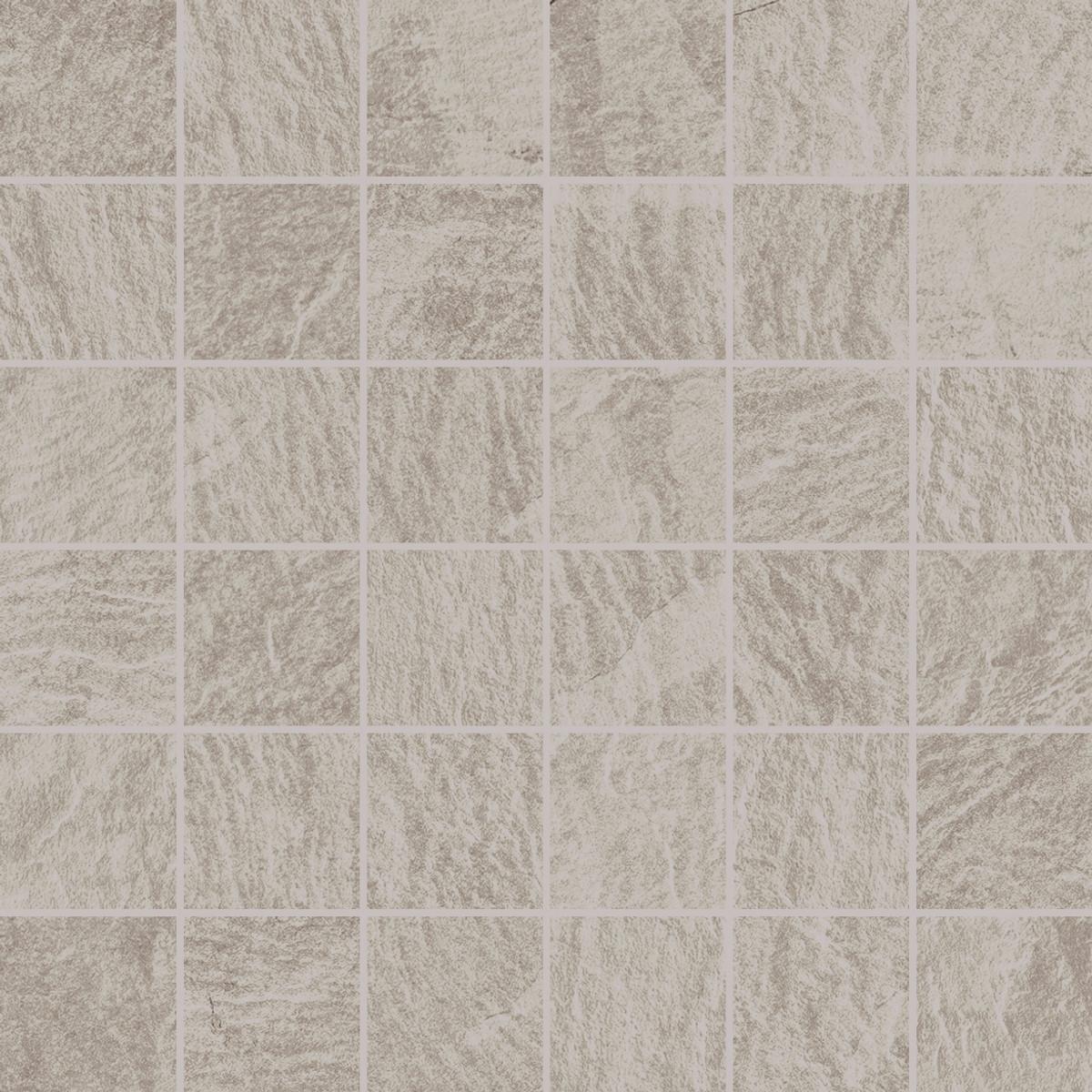 Mosaik Gazzini Slide white Mosaik 5 x 5 cm