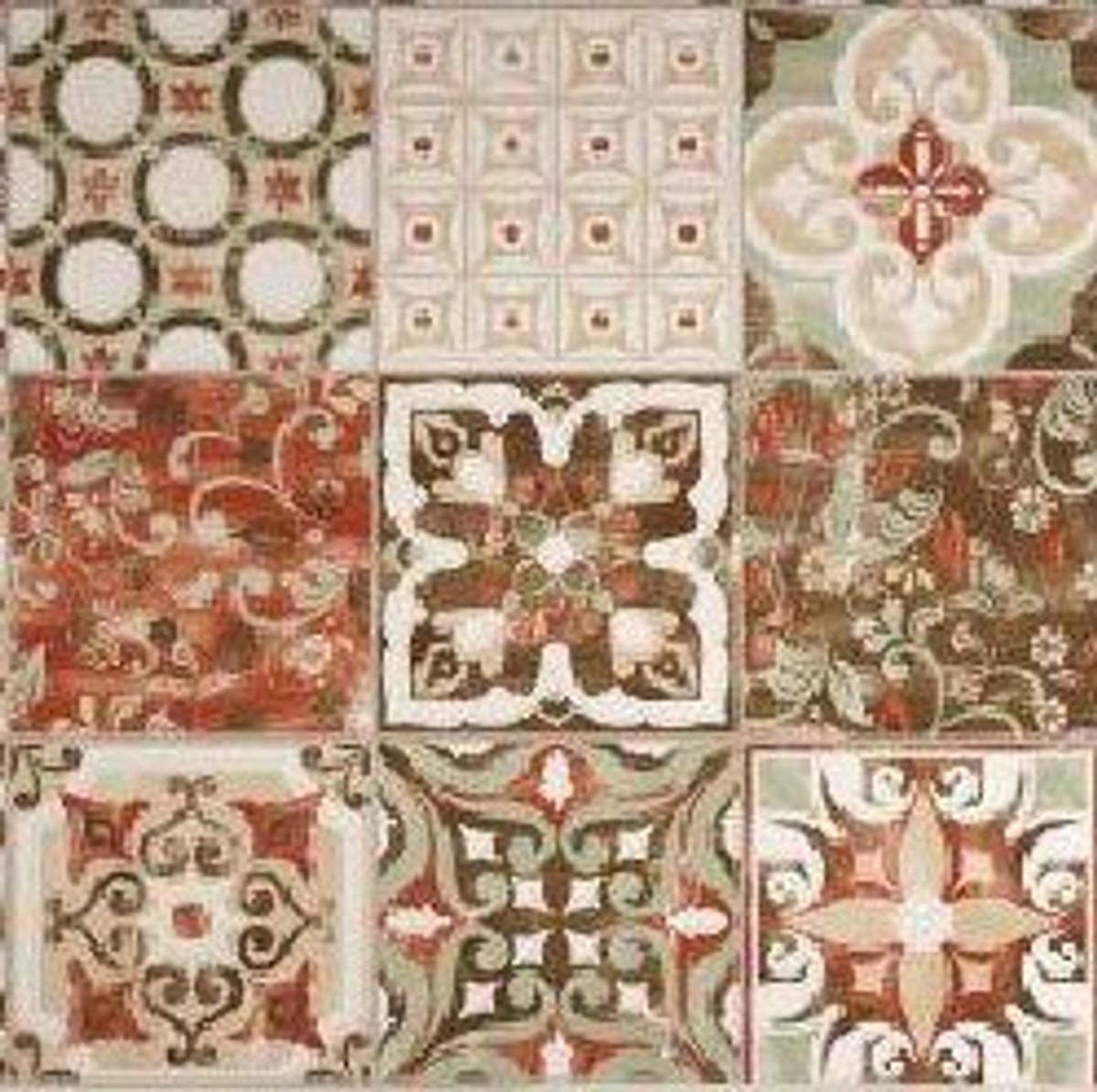 Mosaik Steinmetz Venezia rosso 30x30cm