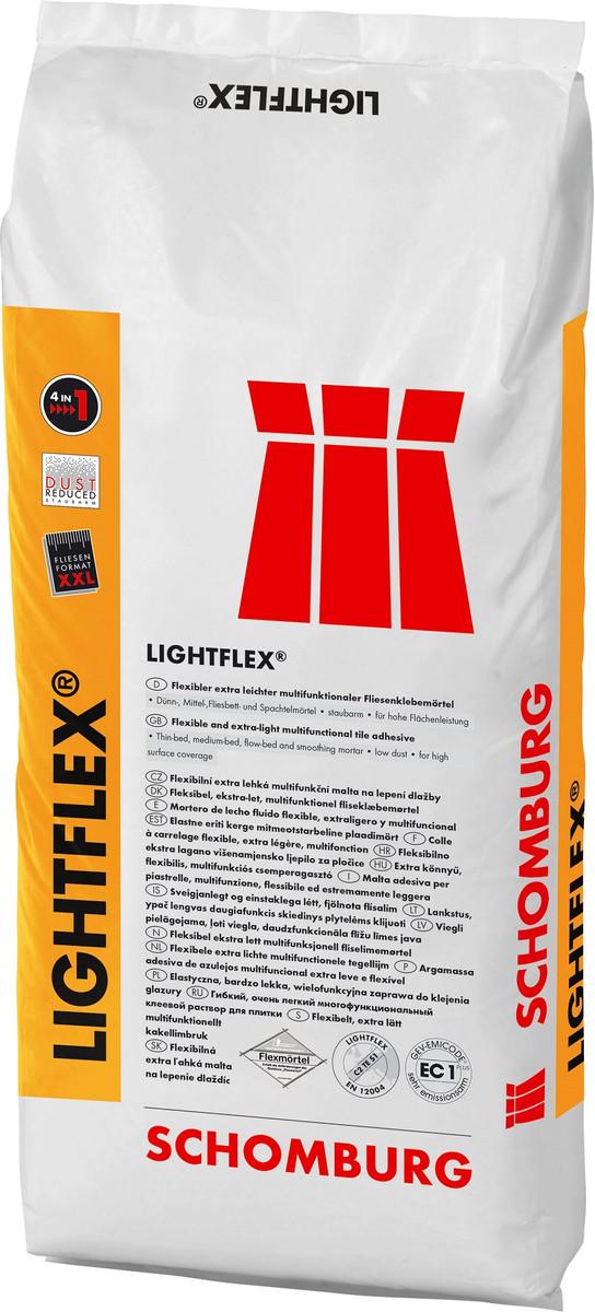 Fliesenkleber Schomburg Lightflex
