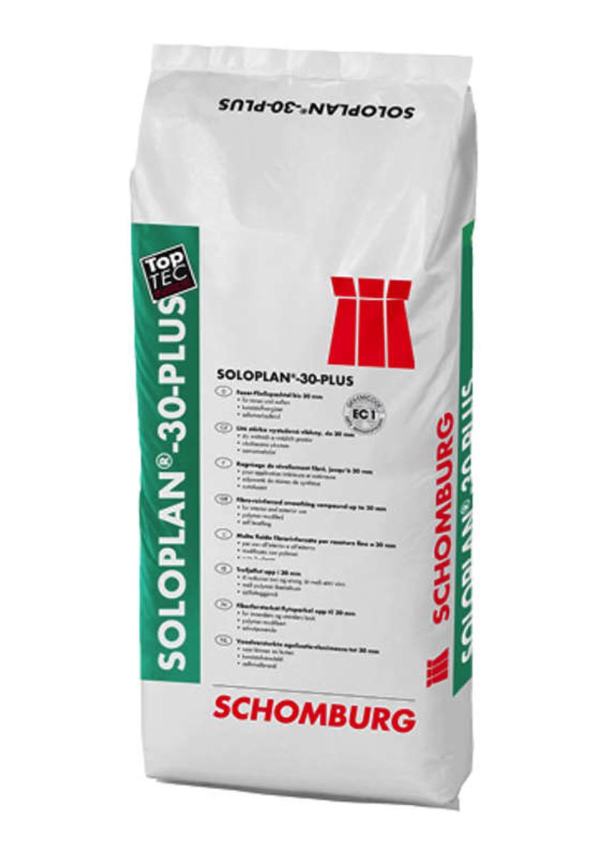 Fließspachtel Schomburg Soloplan 30 Plus