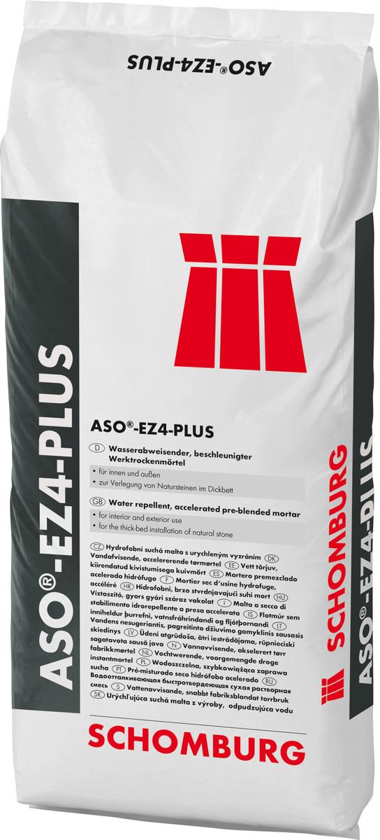 Schnellestrich Schomburg ASO EZ4 Plus 1 Palette