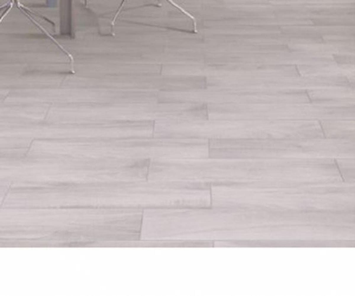 Bodenfliese Progetto Baucer Canada Avorio 15 x 60 cm – Bild 1
