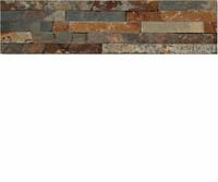 Naturstein Wandverkleidung Schiefer Multi