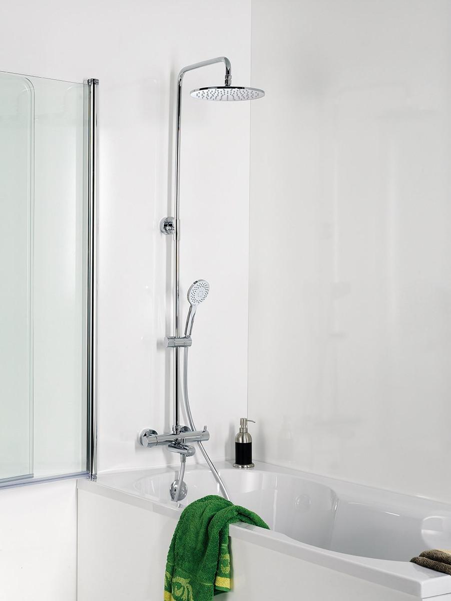 HSK Shower -Set RS 200 Thermostat für die Badewanne