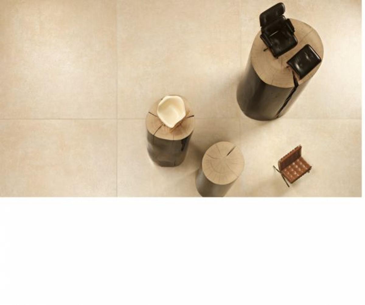 Bodenfliese Castelvetro Remix crema 60,5 x 60,5 cm – Bild 2