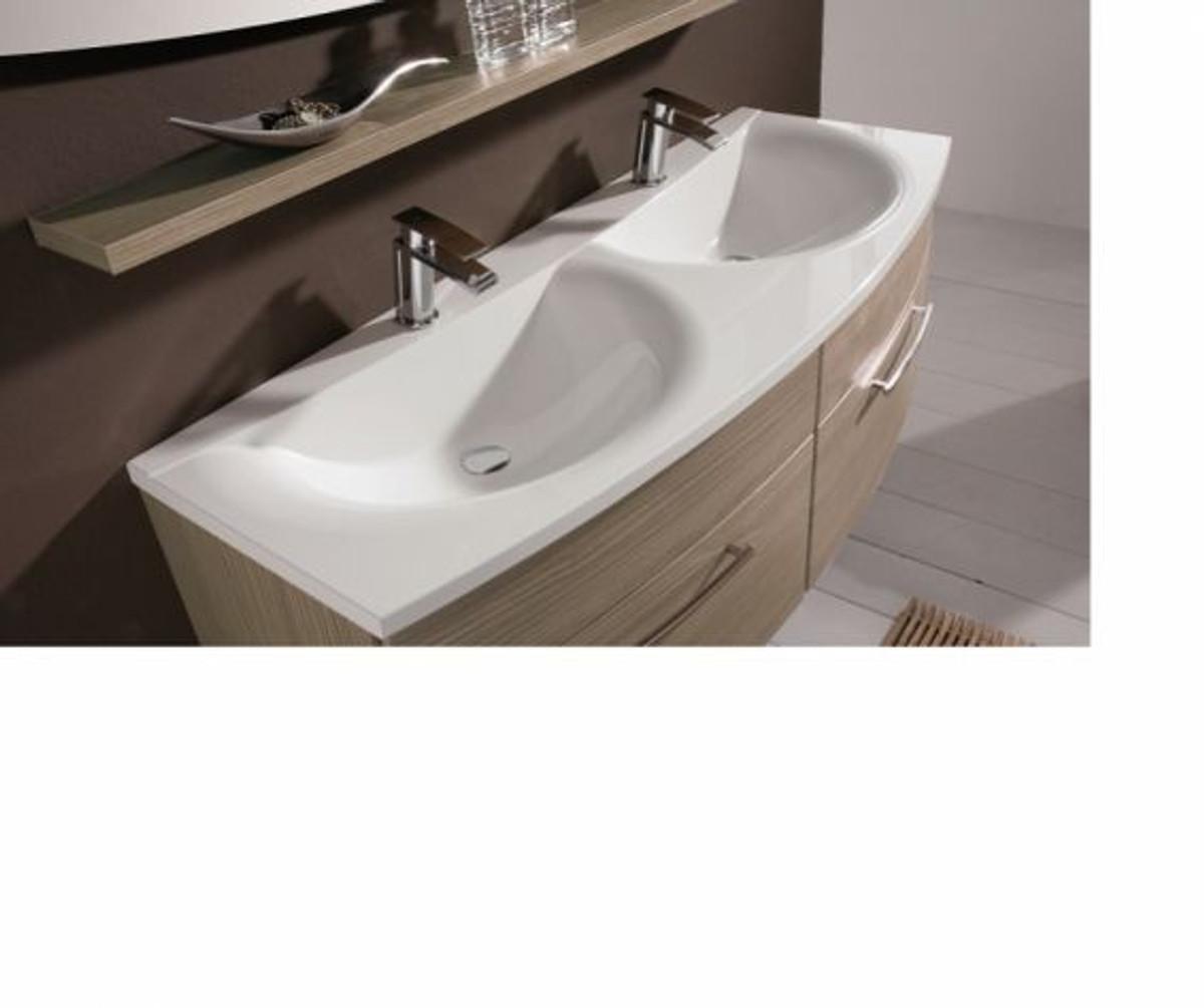 Laguna Loft Waschtischunterschrank für Doppelwaschtisch  – Bild 2