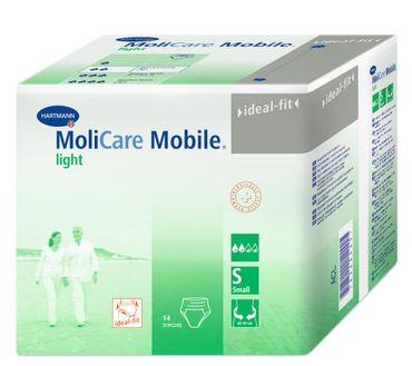 MoliCare Mobile light, S, 14 Stück
