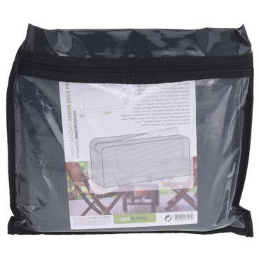 Schutzhülle für Gartenkissen - 130 x 50 x 32 cm