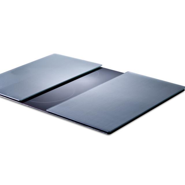 2er Set Glasschneideplatten Herdabdeckplatte Glasabdeckplatte Glasschutzplatte