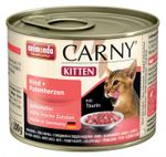 Animonda Carny Kitten Rind + Putenherzen kaufen