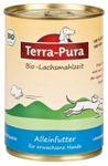 Terra Pura Bio-Lachsmahlzeit für Hunde kaufen