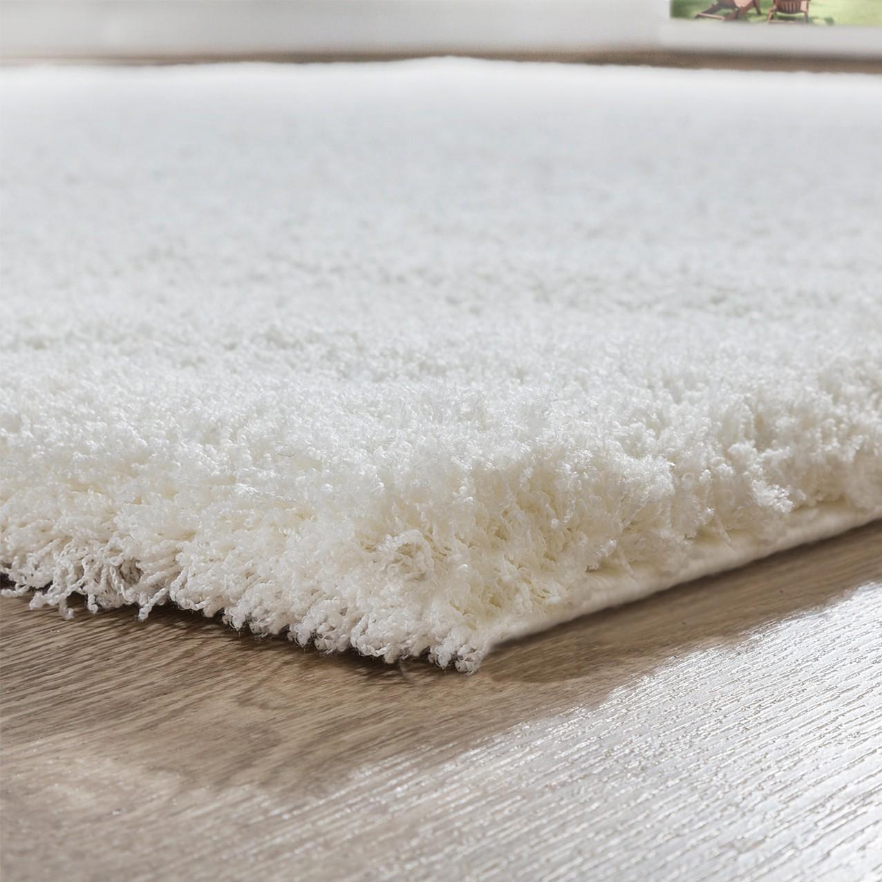 shaggy teppich hochflor modern einfarbig kuschelig weich in versch farben hochflor teppich. Black Bedroom Furniture Sets. Home Design Ideas
