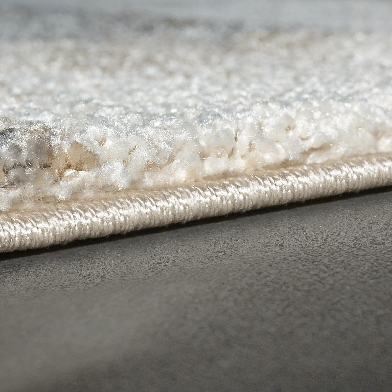 teppich modern wohnzimmer webteppich modern style karo meliert beige grau creme moderne teppiche. Black Bedroom Furniture Sets. Home Design Ideas