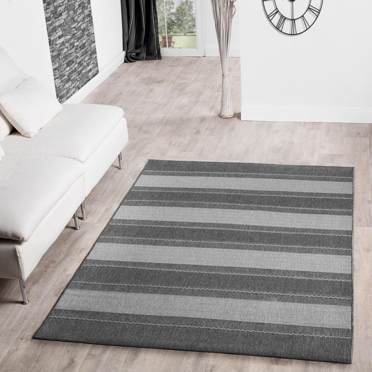 moderner teppich innen und au enbereich wohnzimmer. Black Bedroom Furniture Sets. Home Design Ideas