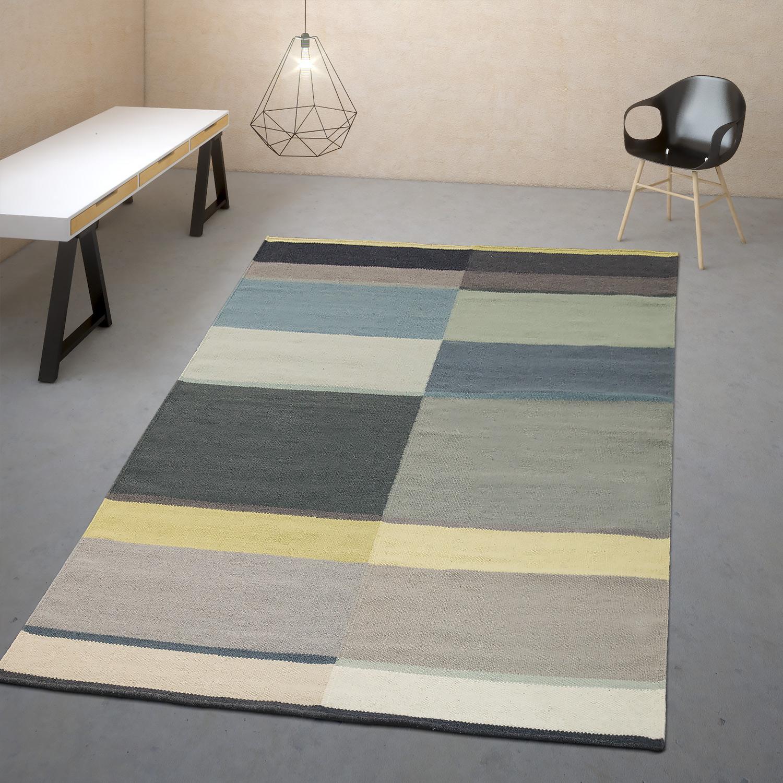Einzigartig Teppich Skandinavisch Ideen Von Moderner Farbverläufe Multicolor
