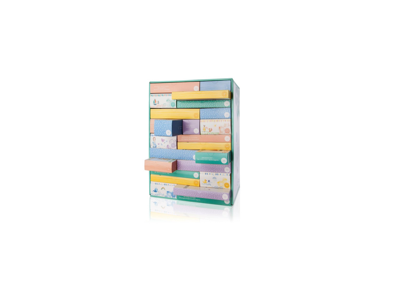 Schwangerschaftskalender/ Countdown-Box (Geschenke für 24 Schwangerschaftswochen)