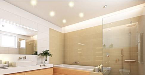 Einbauleuchten Badezimmer