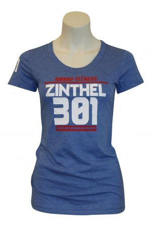 AMRAP Ladies Athlete Shirt - individually made for you - – Bild 10