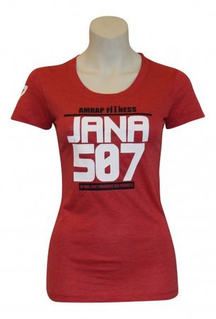 AMRAP Ladies Athlete Shirt - individually made for you - – Bild 12