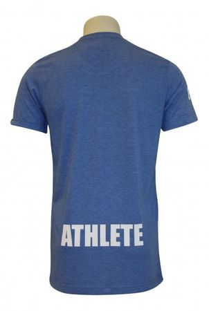 AMRAP Men's Athlete Shirt Slim-Fit - Individually printed for your WOD - Tri-Blend Material Competitor Shirt – Bild 17