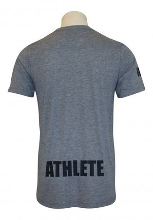 AMRAP Men's Athlete Shirt Slim-Fit - Individually printed for your WOD - Tri-Blend Material Competitor Shirt – Bild 5