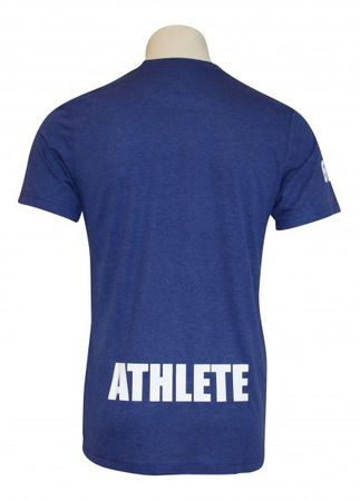 AMRAP Men's Athlete Shirt Slim-Fit - Individually printed for your WOD - Tri-Blend Material Competitor Shirt – Bild 2