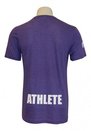 AMRAP Men's Athlete Shirt Slim-Fit - Individually printed for your WOD - Tri-Blend Material Competitor Shirt – Bild 14
