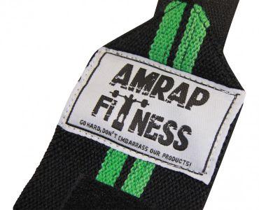 AMRAP Wrist Wrap Handgelenksbandagen – Bild 6
