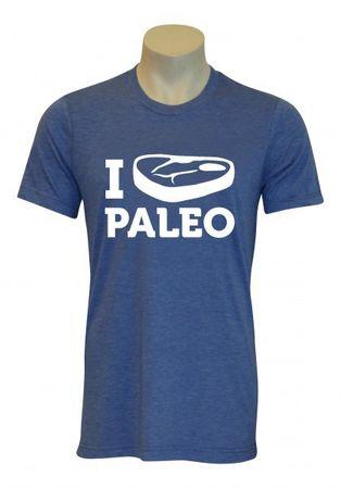 AMRAP I Steak Paleo Shirt for Men – Bild 6