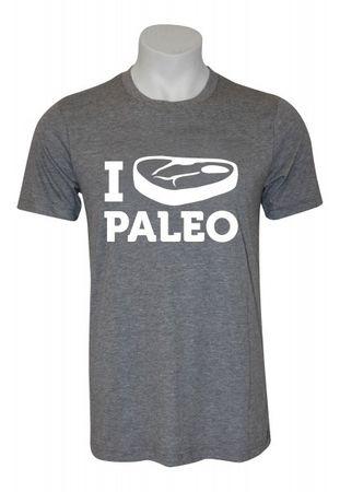AMRAP I Steak Paleo Shirt Herren – Bild 2