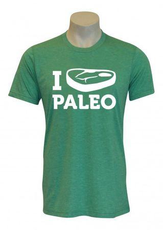 AMRAP I Steak Paleo Shirt for Men – Bild 3