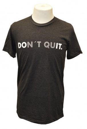 AMRAP Don't Quit Do it Shirt for Men – Bild 1