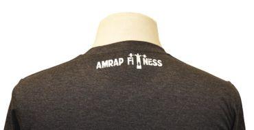 Keep Calm and AMRAP Shirt – Bild 2