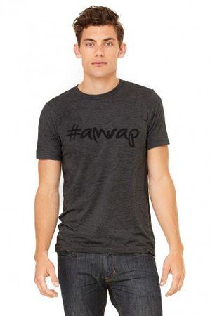 AMRAP Hashtag Tri-Blend Shirt Herren
