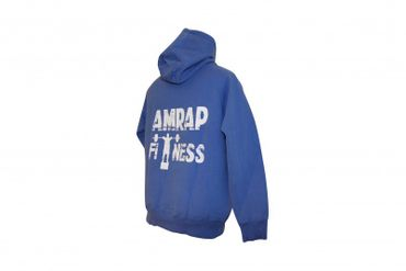 AMRAP Branded Hoodie for Men – Bild 3