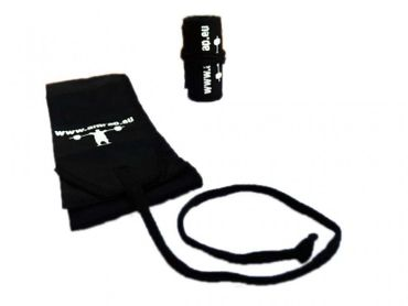 AMRAP CF Wrist Wraps All-Black – Bild 3