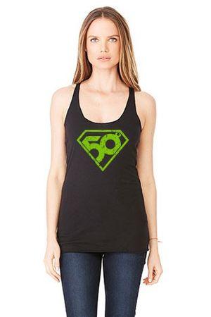 CrossFit 50 Grad Nord Superhero Tanktop Damen – Bild 1