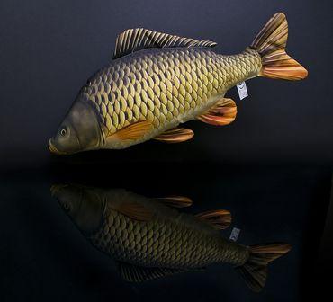 Gaby Stofffisch Schuppenkarpfen mit 61 cm Länge – Bild 6
