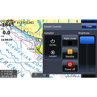 Navico Outboard Pilot Cable steer Pack – Bild 7