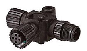 Navico NMEA 2000® T-Stück zur Netzwerkerweiterung, Micro-C-Stecker