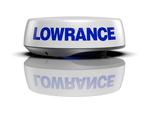 Lowrance HALO24 Radaranlage: flacher 61cm Radom, mit 5m Kabel 001