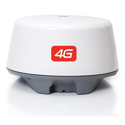 Lowrance Broadband Radaranlage 4G: 49cm Radom, 10m Kabel – Bild 1