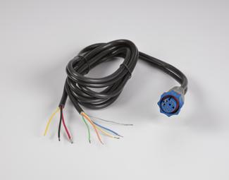 Lowrance PC-30-RS422 Stromkabel mit NMEA0183 für HDS, Elite-Ti/HDI/Chirp, Hook