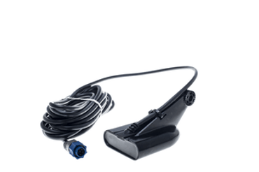 Navico HDI 7-Pin Heckgeber low/high/downscan mit Temperatur, 6m Kabel