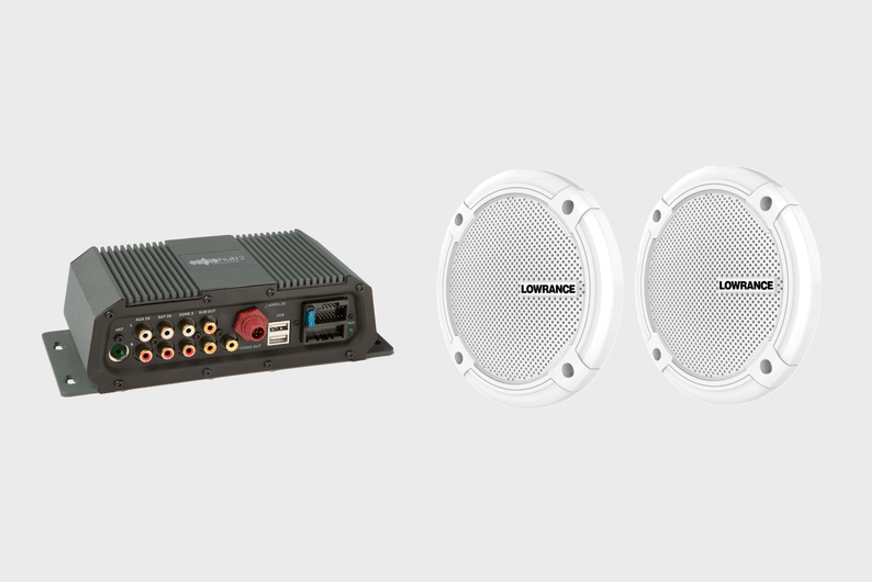 Navico SonicHub 2.1 Audio Server Pack (BT-Server + Spkrs) – Bild 1