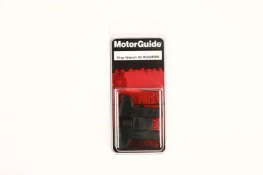 MotorGuide Propellerschlüssel Kit Ninja mit Ersatzmutter und 2 Scherstiften – Bild 4