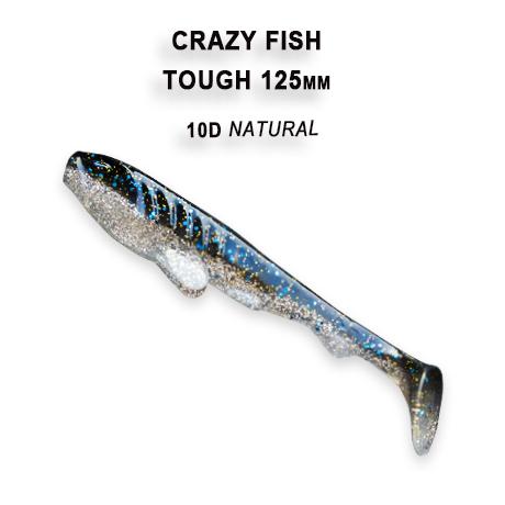 Crazy Fish Tough 12,5 cm – Bild 9