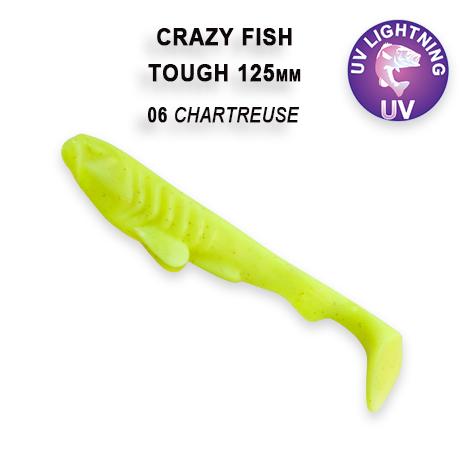 Crazy Fish Tough 12,5 cm – Bild 4