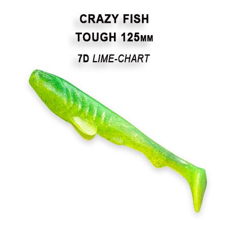Crazy Fish Tough 12,5 cm – Bild 5
